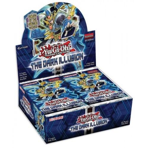 Sobres Yu-Gi-Oh! The Dark Ilusion