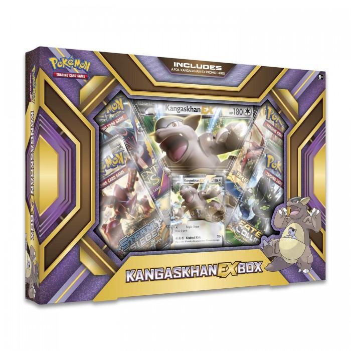 Kangaskhan EX Box