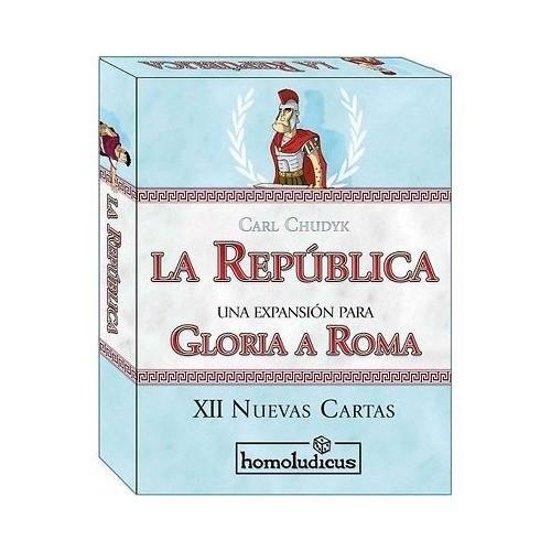 La República - Expansión de Gloria a Roma