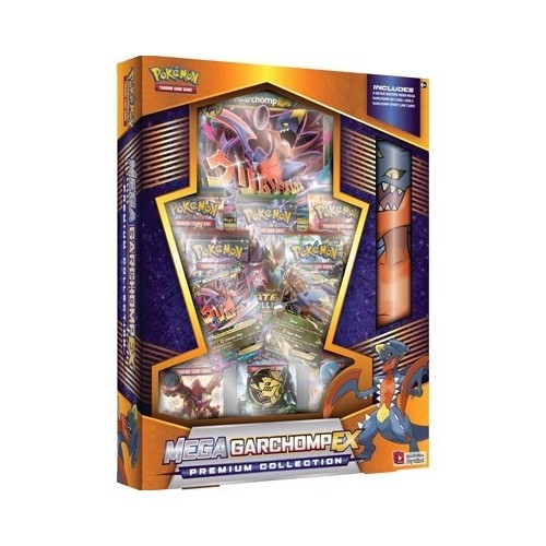 Mega Garchomp Ex Premiun Collection