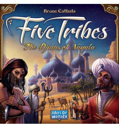 Five Tribes: The Djinns of Nagala