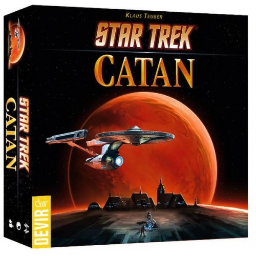 Catán - Star Trek