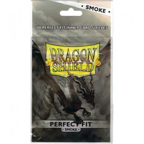 Dragon Shield - Perfect Fit Smoke