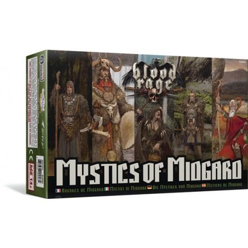 Bloog Rage Misticos de Midgard