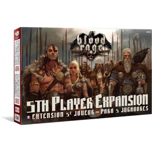 Blood Rage Expansion para 5 jugadores