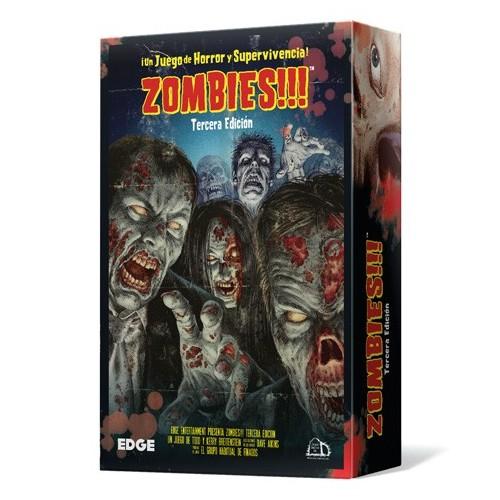 Zombies !!! Tercera Edicion