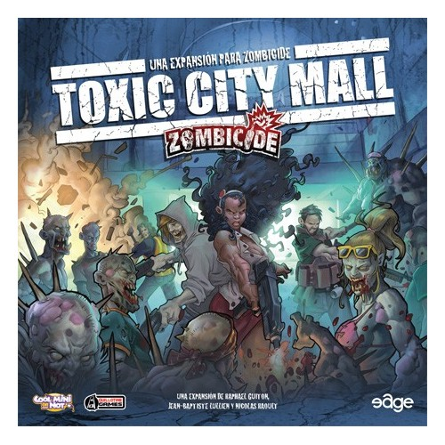 Toxix City Mall