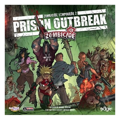 Zombicide : Prision Outbreak Temporada 2