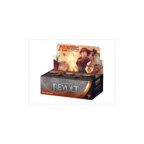Display Sobres Magic The Gathering Aether Revolt
