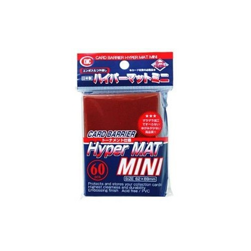 Protectores Mini Hyper Mat 60 - Red