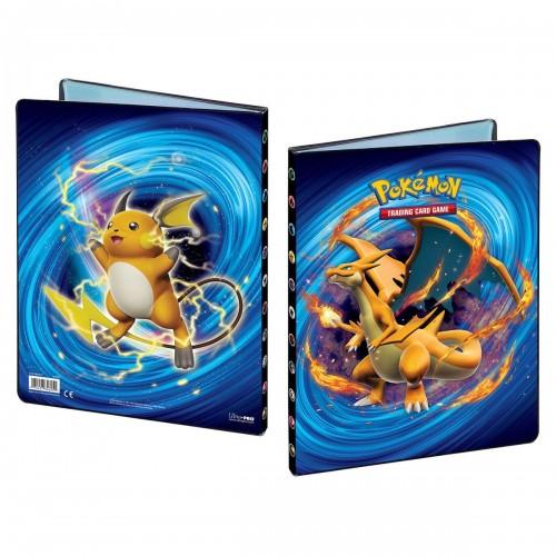 Carpeta coleccionador Pokemon Evoluciones XY12 9 bolsillos