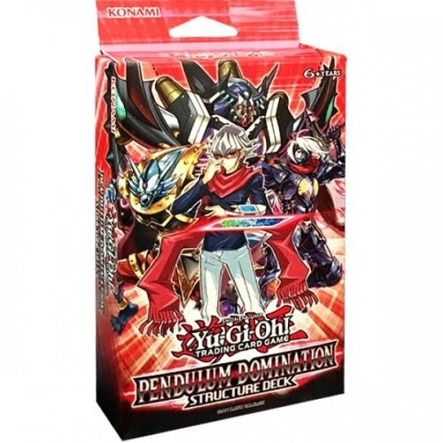 Yu-Gi-Oh! Dominio del Pendulo Baraja de Estructura