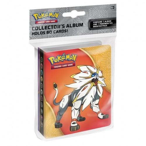 Collector's Akbum Pokemon Sun & Moon