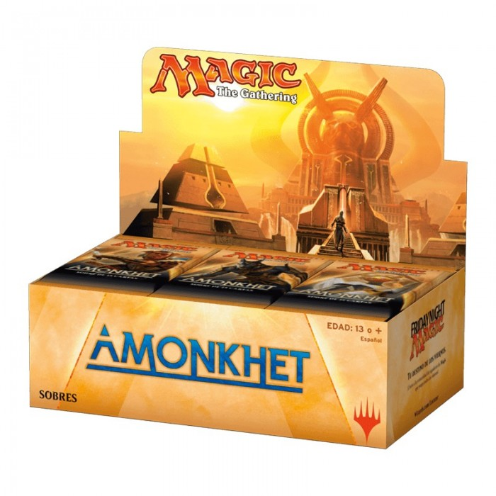 Display Sobres Magic The Gathering Amonkhet