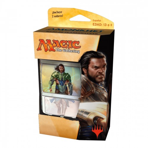 Mazo Magic Amonkhet Planeswalker Gideon