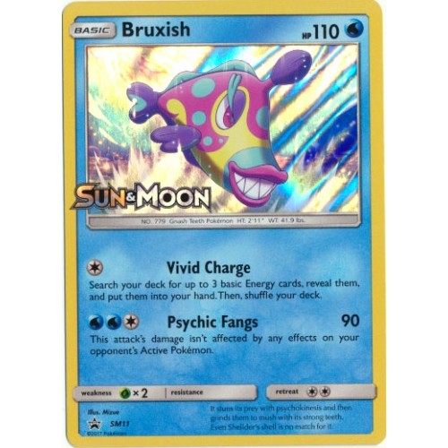 Pack Evolución - Bruxish