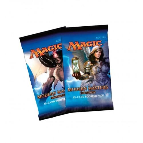 Pack 2 Sobres Modern Master 2017