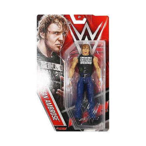 WWE Basic Dean Ambrose Figure