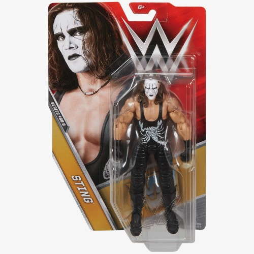 WWE Basic Sting Figure
