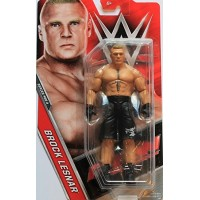 WWE Basic Brock Lesnar Figure