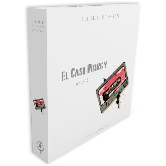 T.I.M.E Stories - El Caso Marcy