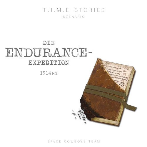 T.I.M.E Stories - Expedition Endurance