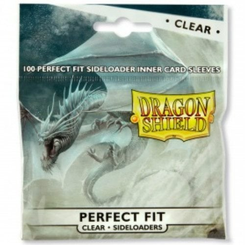 Dragon Shield - Perfect Fit Clear Sideloaders