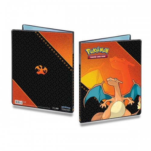 Carpeta 9 Bolsillos Pokemon Charizard