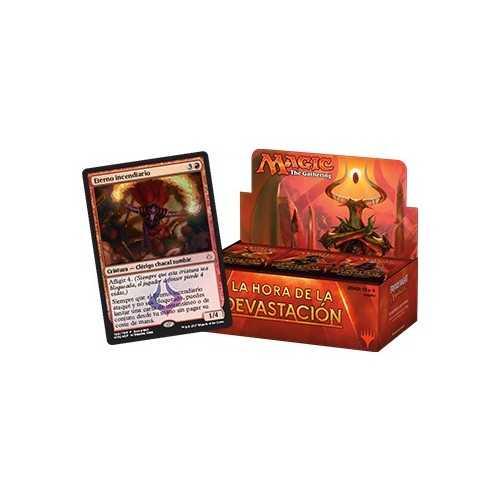 Display Sobres Magic The Gathering La hora de la Devastacion