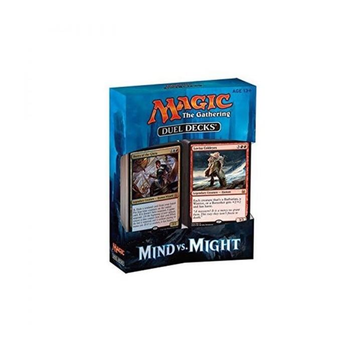 Magic The Gathering Duel Decks: Mind vs Might