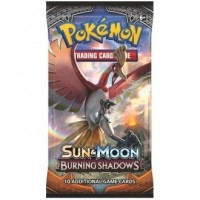 Sobre Pokemon Sun & Moon Burning Shadows