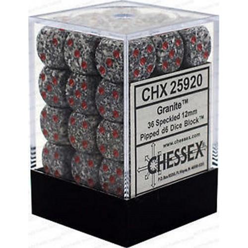 CHX25920 Set de dados 36 dados
