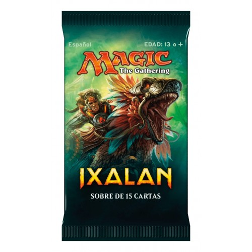 Sobre Magic Ixalan