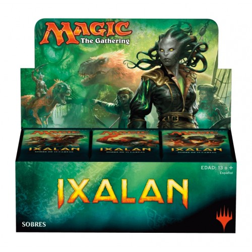 Display Sobres Magic The Gathering Ixalan