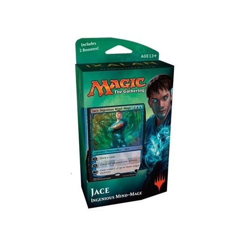Mazo Magic Ixalan Planeswalker Jace