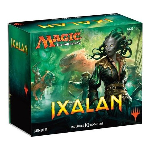 Bundle Magic Ixalan