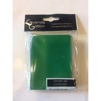 Guarida Goblin - Protector de Cartas Standar Verde 50