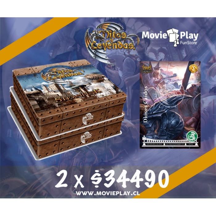 Steampunk Pack