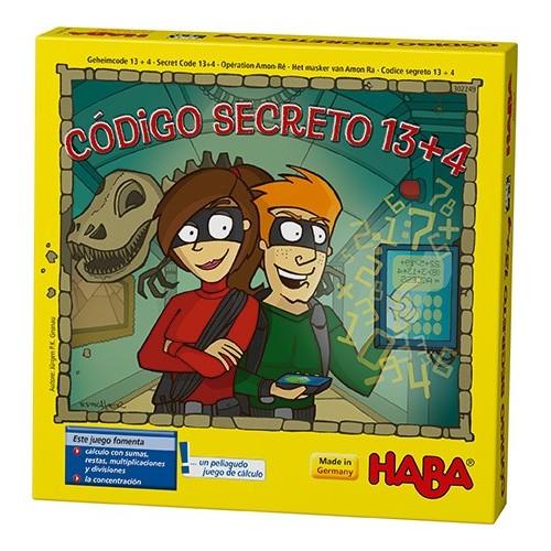 Codigo Secreto 13+4