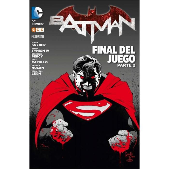 Batman: Final del Juego Tomo 2