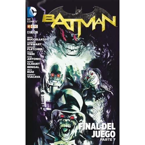 Batman: Final del Juego Tomo 7