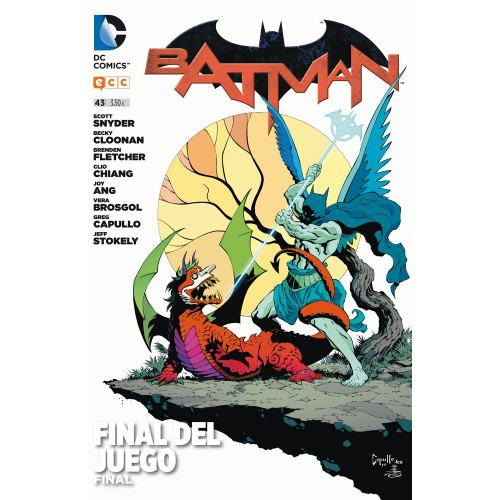Batman: Final del Juego Tomo 8