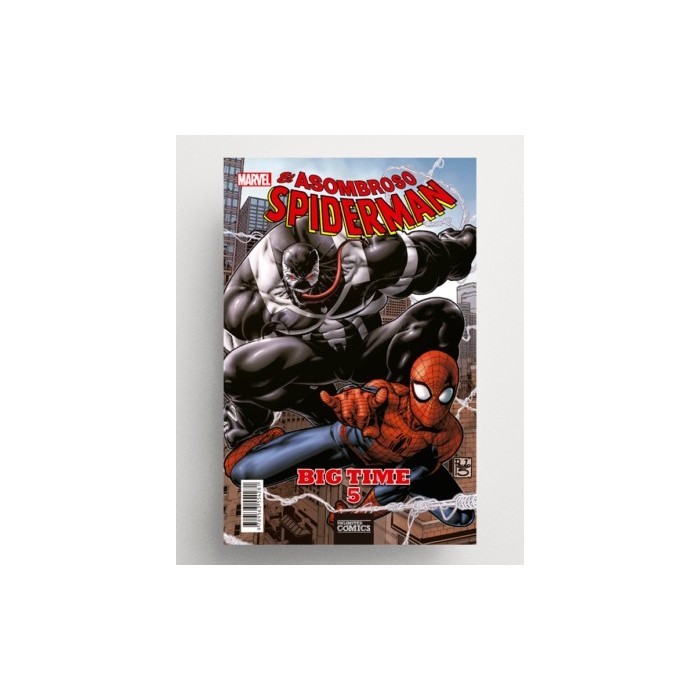 El Asombroso Spiderman Big Time parte 5