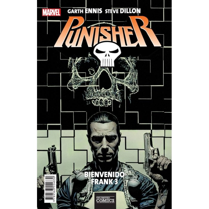 Punisher Bienvenido Frank parte 3