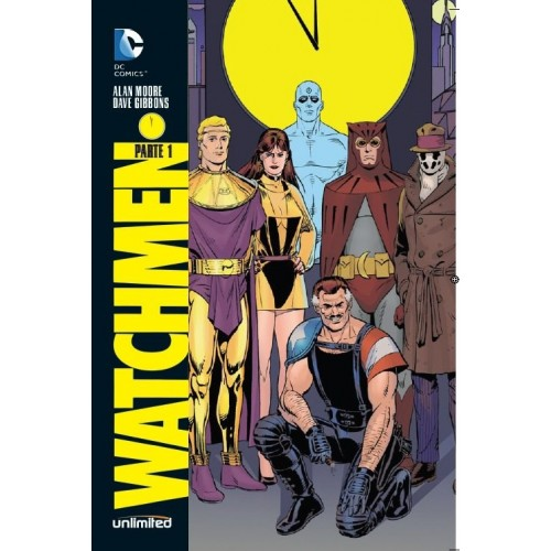 Watchmen Parte 1