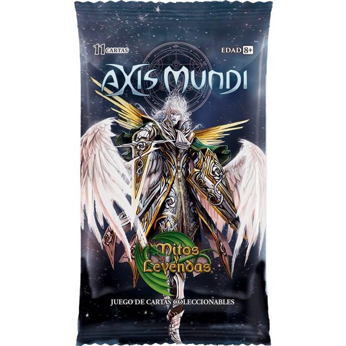 Sobre Mitos y Leyendas Axis Mundi