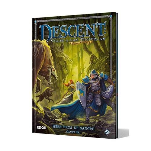 Descent: herederos de la Sangre . Segunda Edición