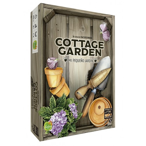 Cottage Garden - Mi Pequeño Jardin
