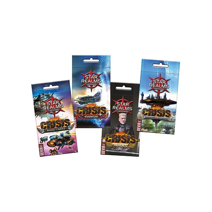 Star Realms Crisis Pack