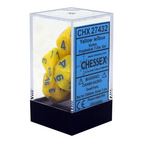 CHX27432 Set de 7 dados